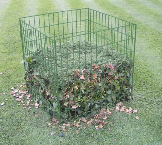 bosmere best wire compost bin