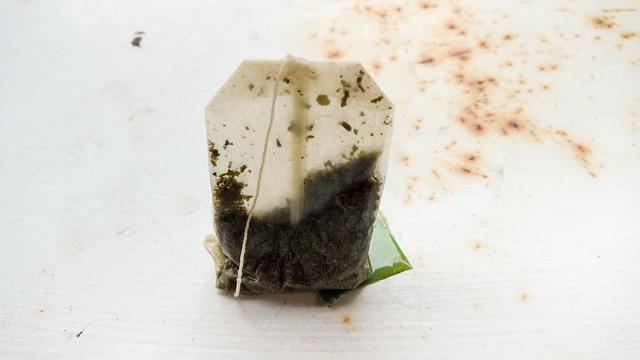 tea bags ok for composting?
