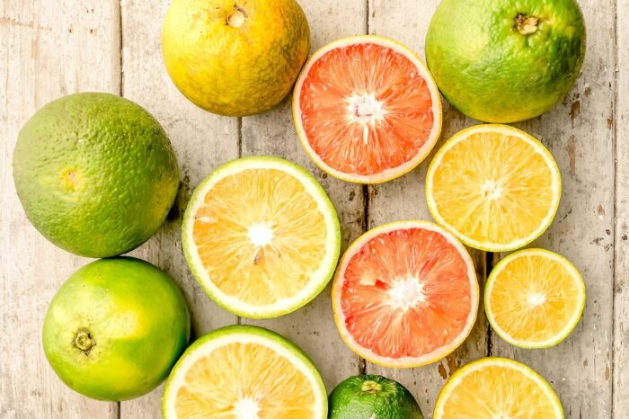 citrus fruit can be composted
